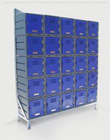 Lockers Solid Plastic Lockers